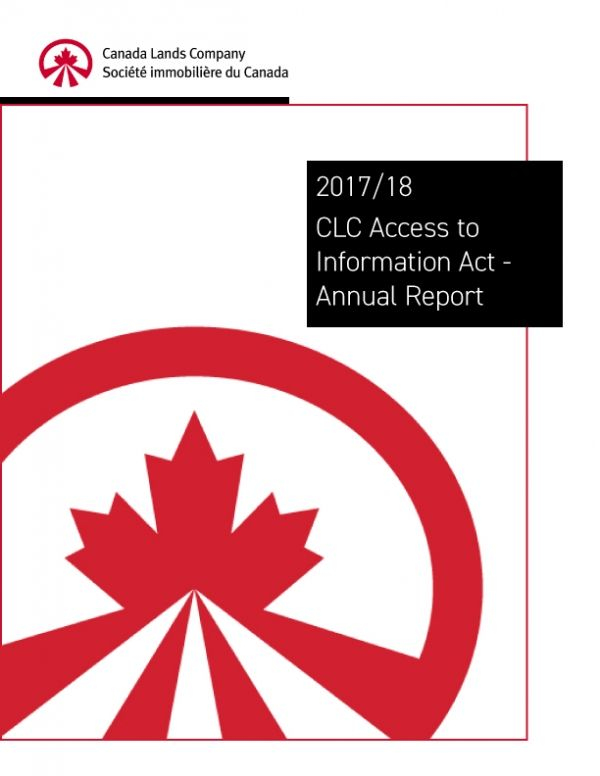 2017/18 CLC Access to Information Act - Annual Report